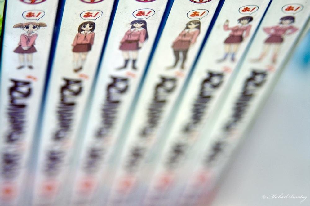 Azumanga Daioh DVD Box, Paranaque, Manila