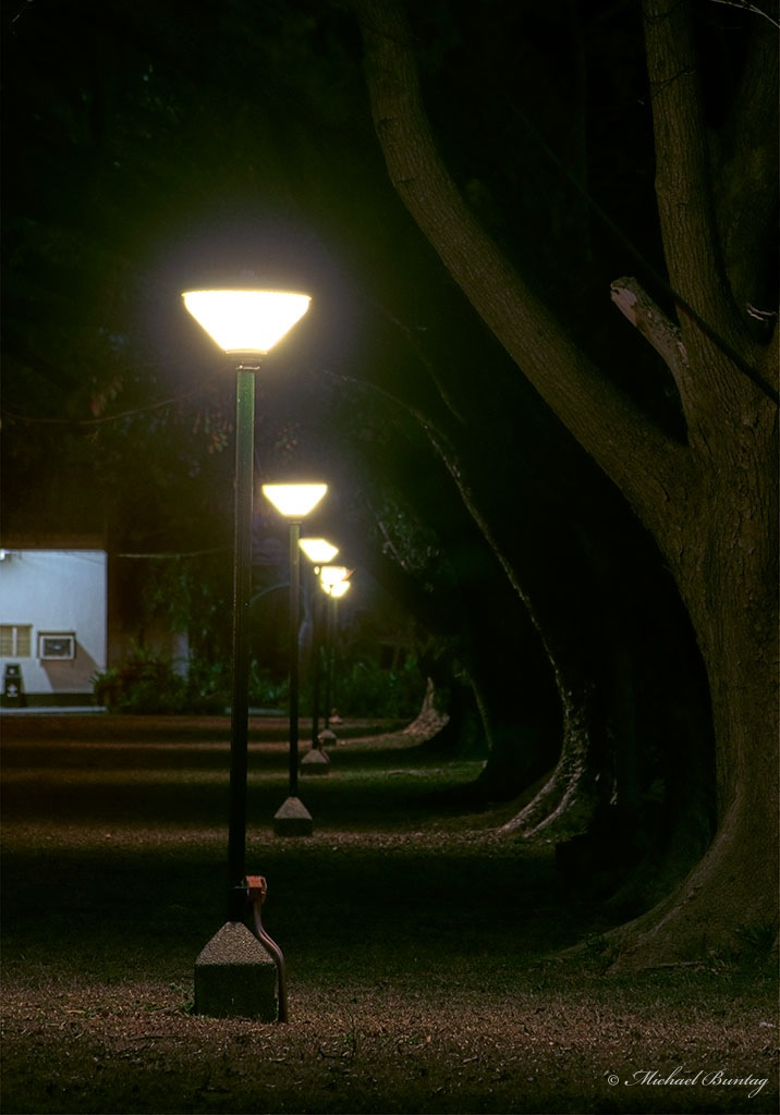 Park Lamps, Paranaque, Manila