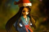 haruhi Suzumiya Tsuruya PVC figure, Robertson, Brisbane