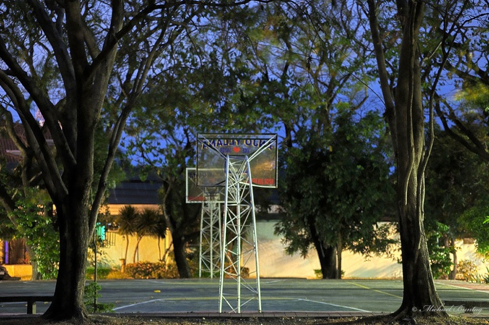 Park Basketball Court, Paranaque, Manila