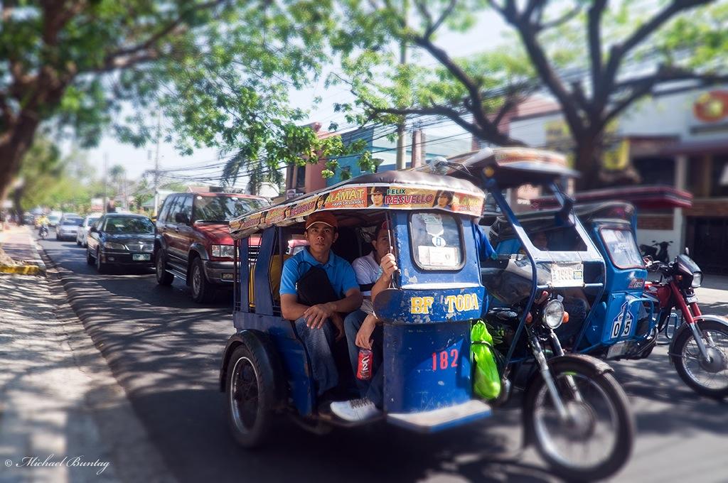 Tricycles, Paranaque, Manila