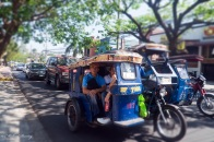 Tricycles, Paranaque, Manila
