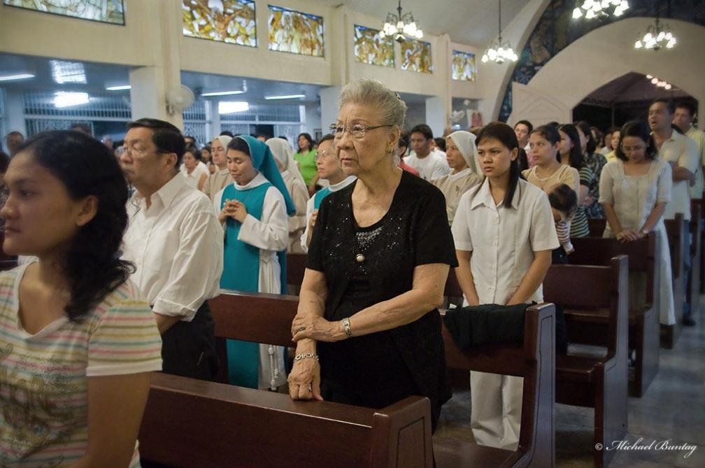 Parish Church Service, Paranaque