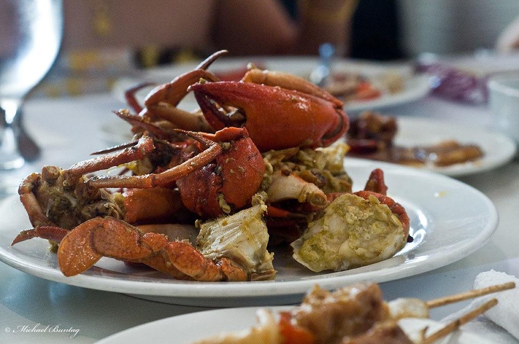 Crab, Alabang, Muntinlupa