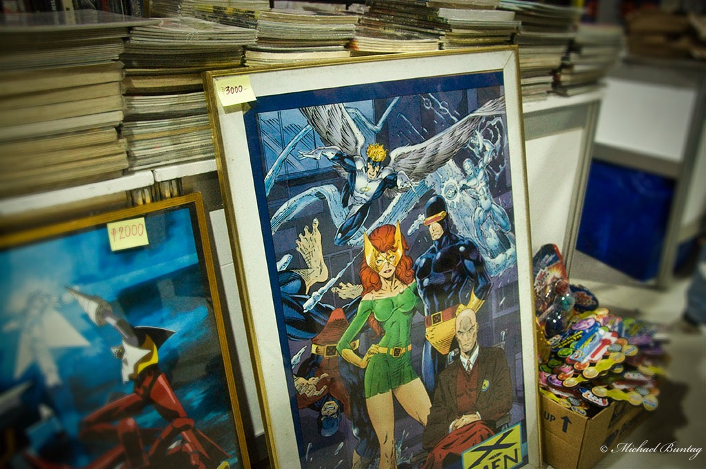 Posters, 9th Philippine Toy Convention (Toy Con 2010), SM Megamall, Mandaluyong