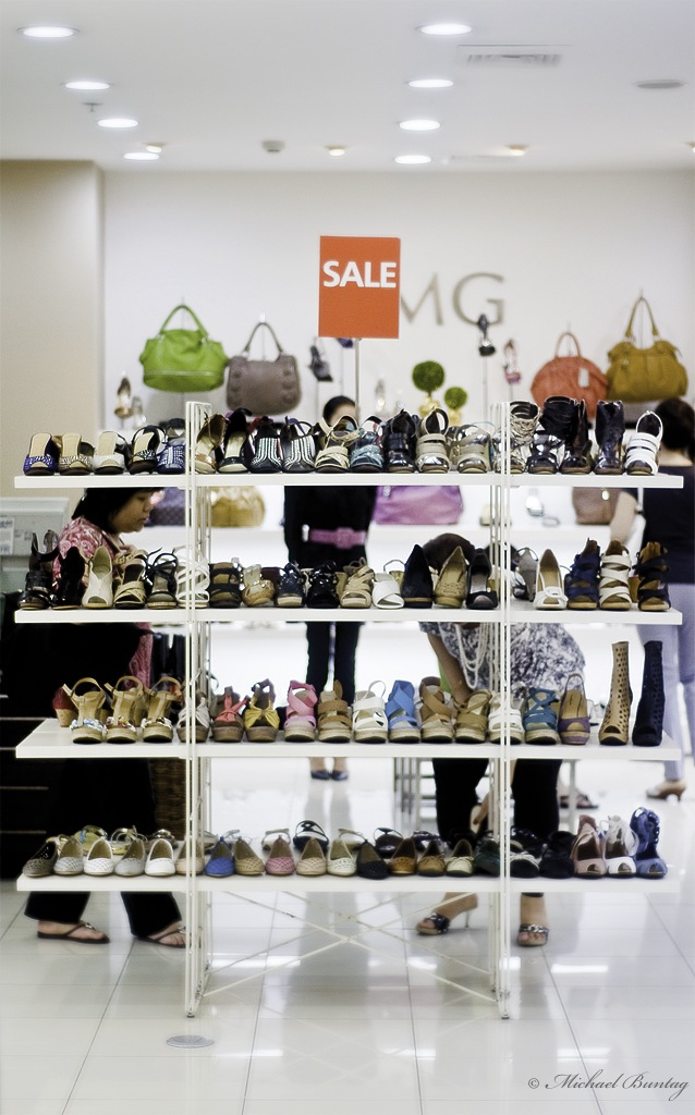 Shoe Sale, ATC, Muntinlupa, Manila