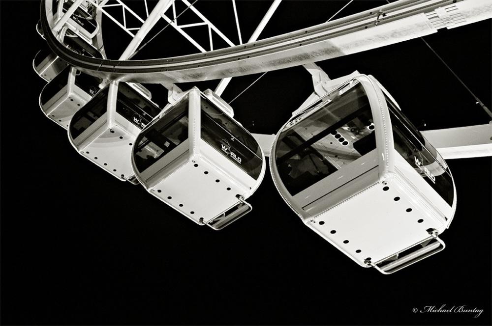 Wheel of Brisbane, Parklands, South Bank, Brisbane, Queensland