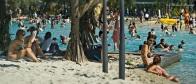 Streets Beach, South Bank Parklands, Brisbane, Queensland