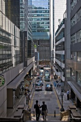 Landmark, Central Business District, Hong Kong