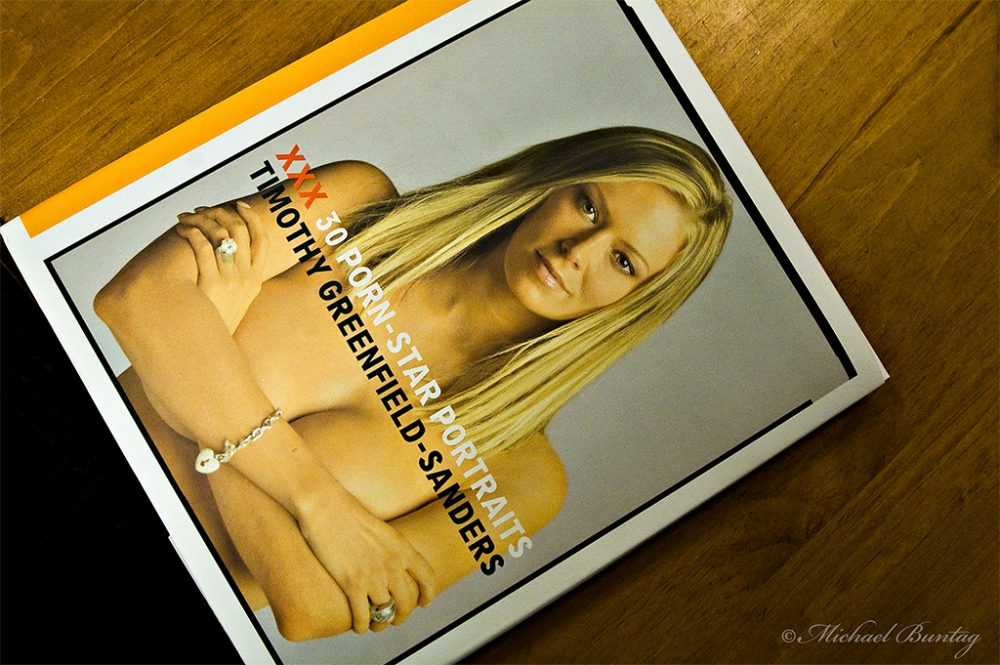 XXX 30 Porn-Star Portraits by Timothy Greenfield-Sanders, Barnes & Noble, 3rd Street Promenade, Santa Monica, Los Angeles, California