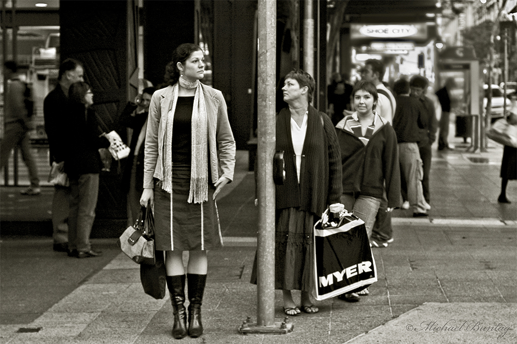 Elizabeth and Albert Street, CBD, Brisbane, Queensland