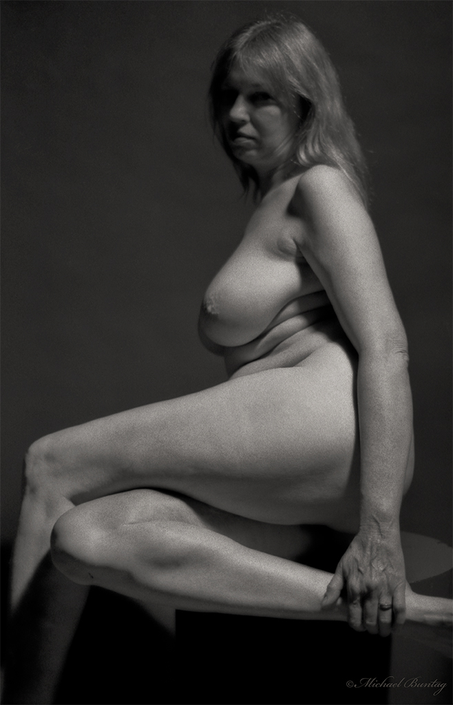 Nude Photo Session, Maryland Institute College of Art, Bolton Hill, ...