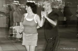 Third Street Swingers, 3rd Third Street Promenade, Santa Monica, Los Angeles, California
