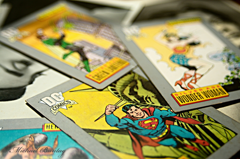 DC Comics Impel Cosmic Cards, Miscellaneous Trading Cards and Postcards, House, Tahanan, Paranaque, Manila