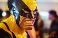X-Men Wolverine Logan PVC Figures, ToyCon 2012, SM Megamall, Mandaluyong, Manila