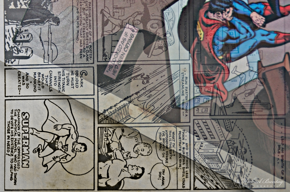 Superman Comic Books: Action Comics #1, What Ever Happened To The Man Of Tomorrow. Paranaque
