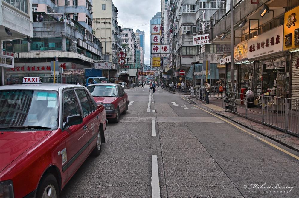 Yau Ma Tei, Kowloon, Hong Kong