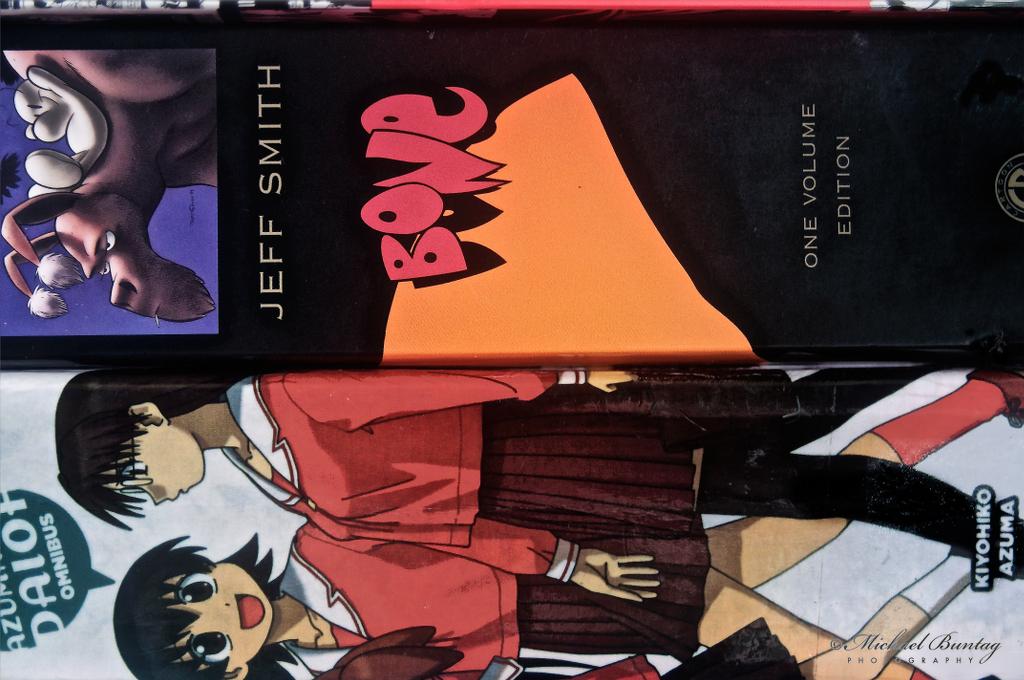Comics and Manga Volumes, Paranaque, Manila
