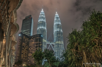 Petronas Towers, Jalan Ampang, Kuala Lumpur