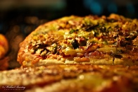 Pizza, Queen Street Mall, CBD, Brisbane, Queensland.