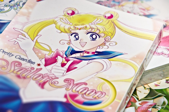 Sailor Moon Manga Tankobon, Paranaque, Manila
