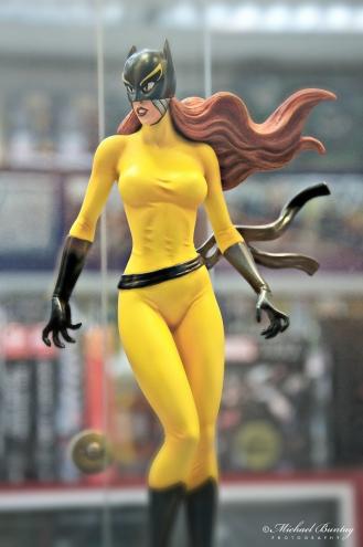 Hellcat Avengers/Defenders PVC Figure, Glorietta, Makati, Metro Manila.
