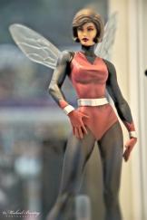 Wasp Avengers PVC Figure, Glorietta, Makati, Metro Manila.