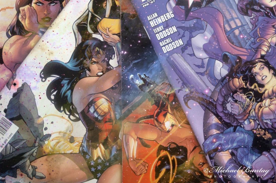 Wonder Woman Comics, Robertson, Brisbane, Queensland.