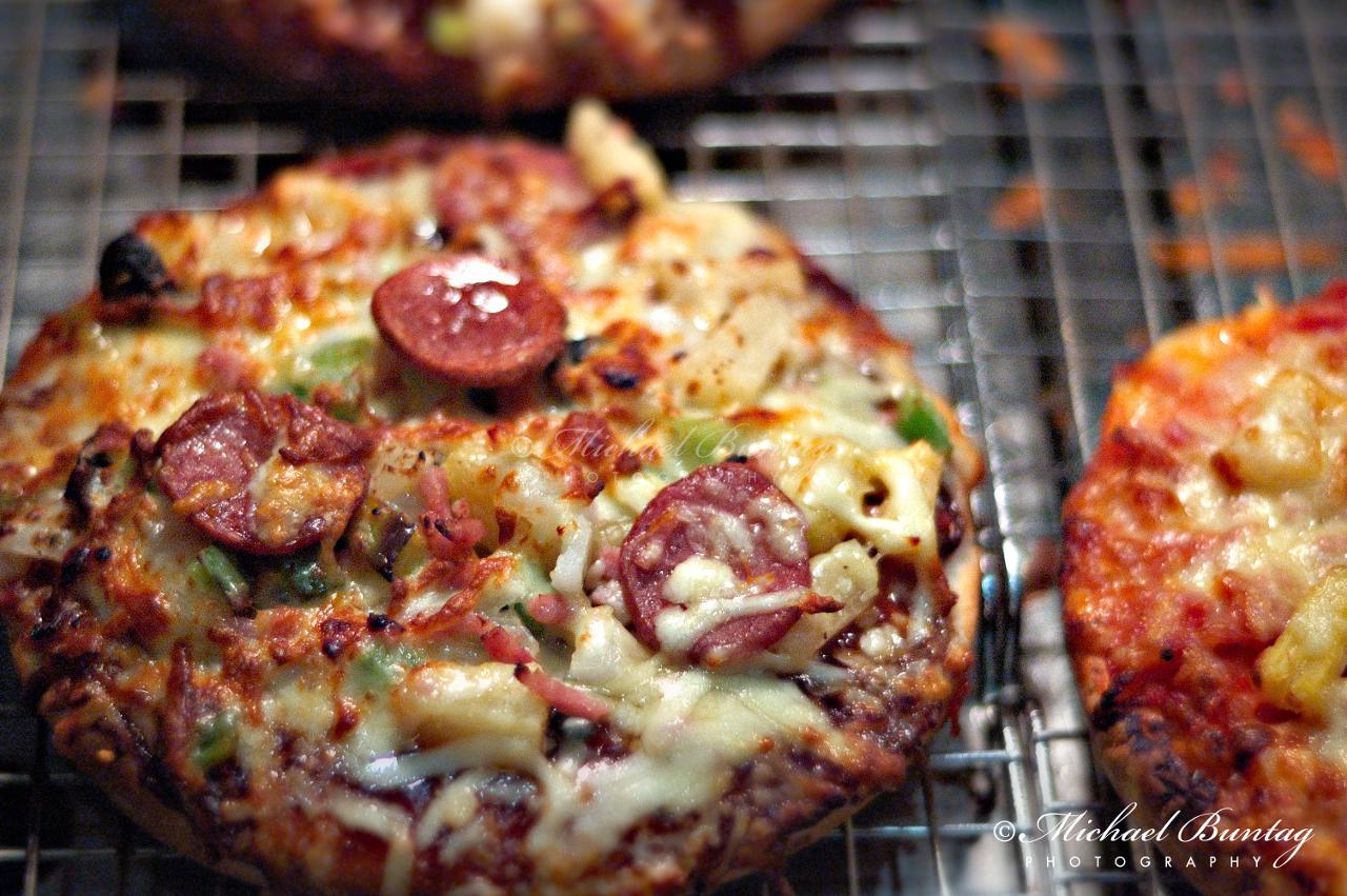 Pizza, CBD, Brisbane, Queensland.