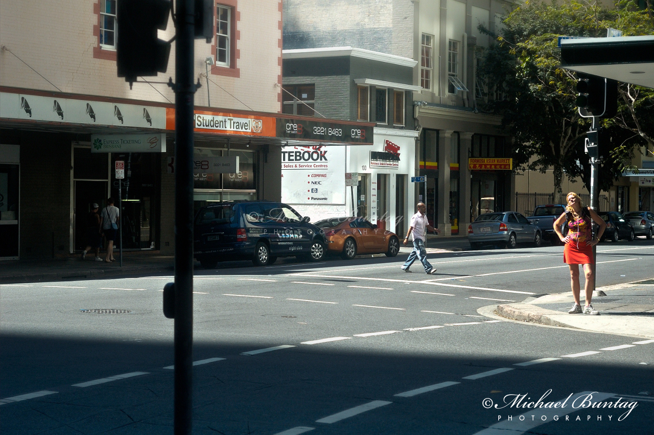Albert Street, CBD, Brisbane, Queensland