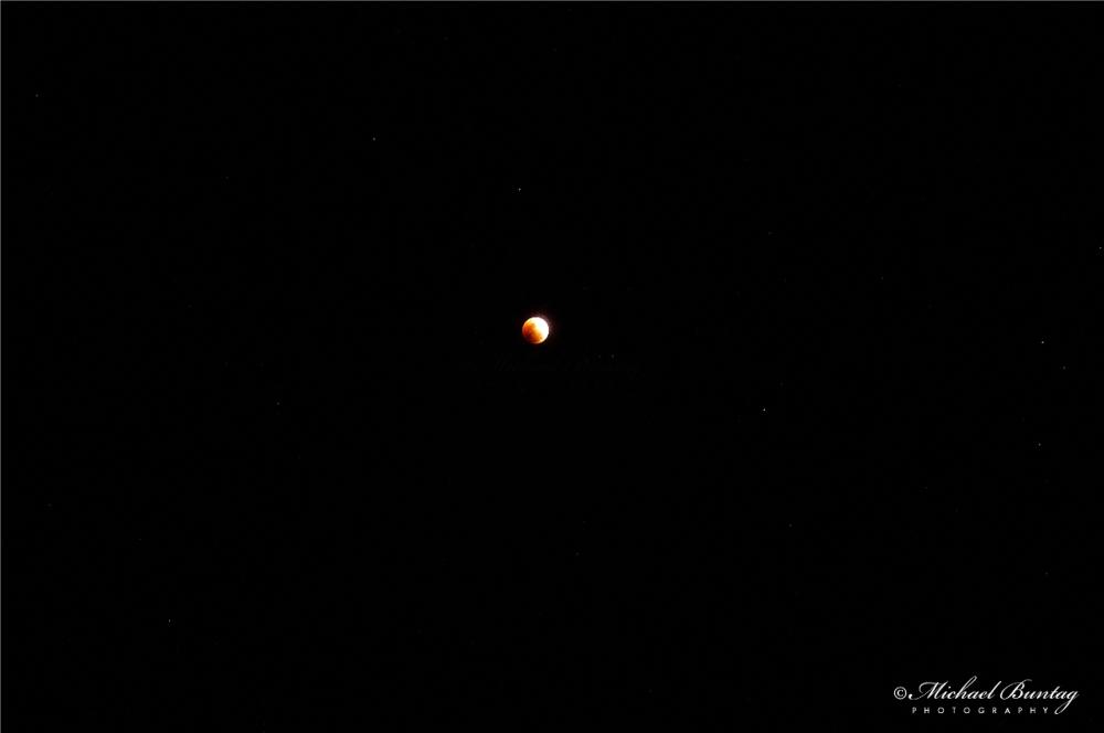 Lunar Eclipse, Paranaque, Metro Manila.